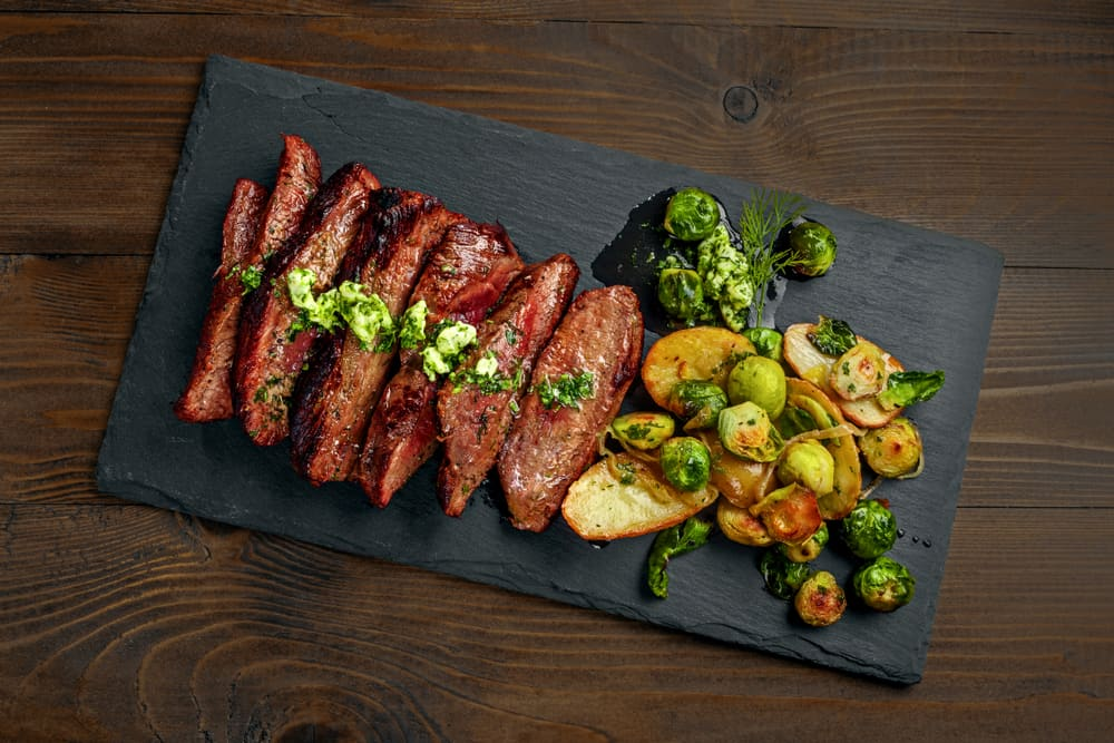 Head to the union public house and try the delicious hanger steak in Pensacola Florida