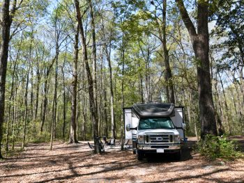 RV Parks in Florida. The beautiful Ichetucknee Springs Camping ground