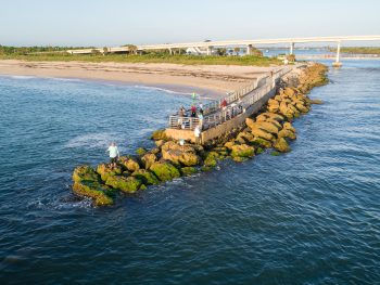 sebastian inlet is one of the best things to do in melbourne florida