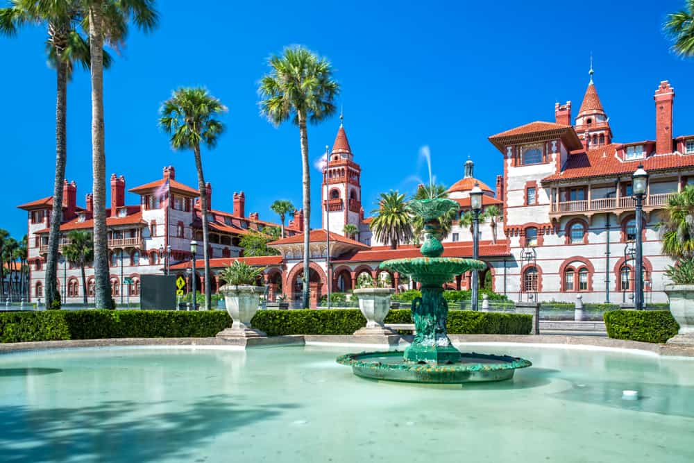 Saint augustine is the nations oldest city