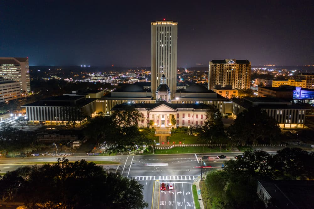 Head to Tallahassee the Florida's Capitol for a fun time in the panhandle