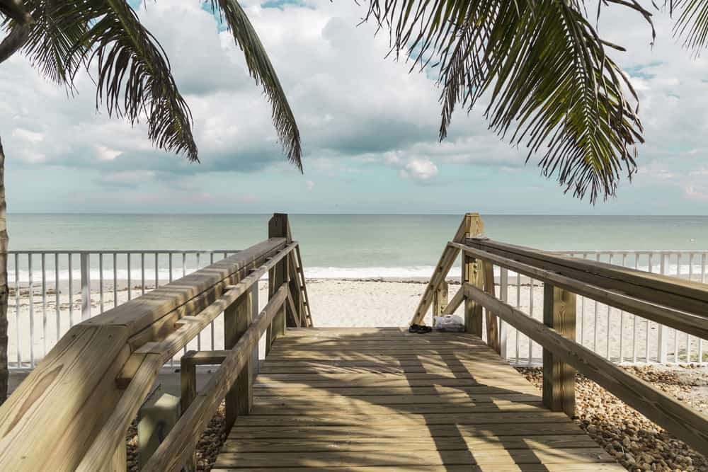 Vero beach is one of the closest beaches to Orlando for a day trip