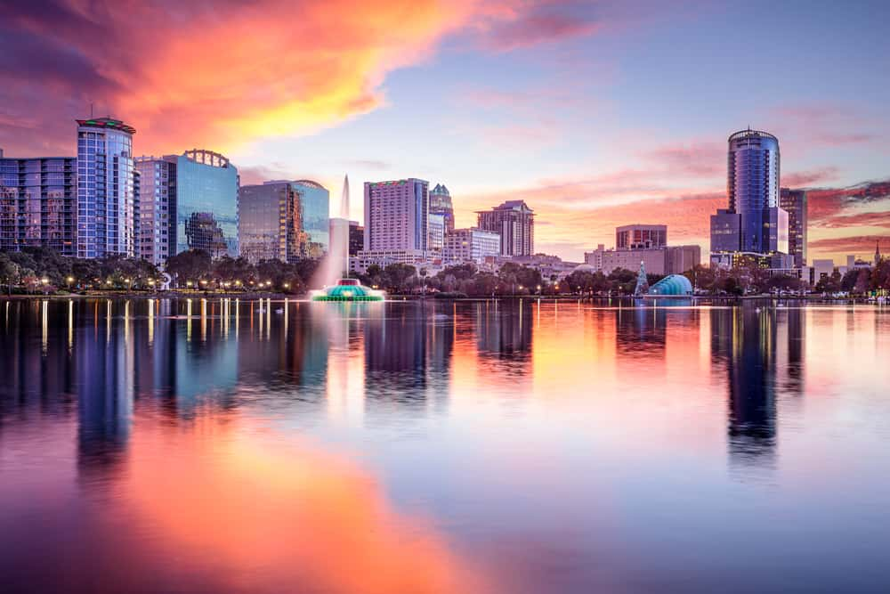 Eat at one of the many downtown Orlando restaurants