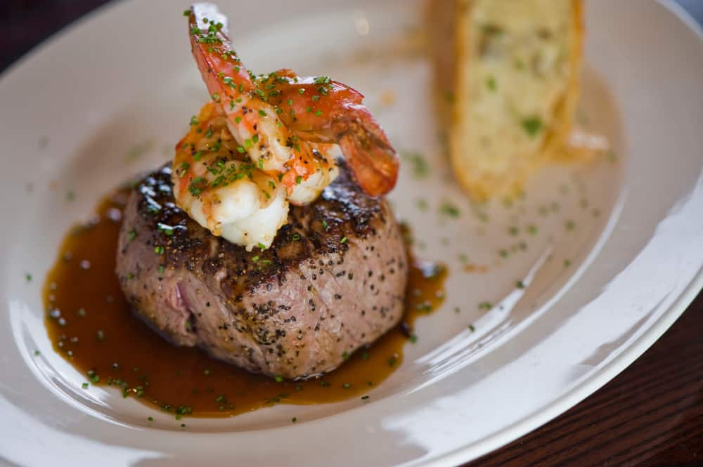 Head to DoveCote a French inspired food in downtown Orlando