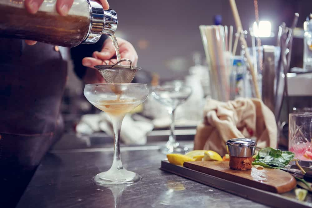 Have a craft cocktail at M Bird  on the rooftop of Armature Works in tampa