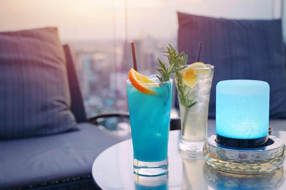 Club Prana Sky bar is a multi level club experience in Ybor
