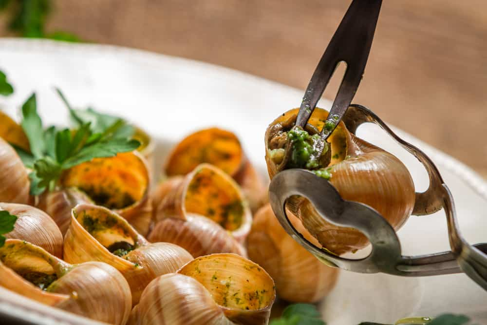 The bakers table is the self proclaimed best restaurant in New Smyrna Beach and has a French theme try the escargot