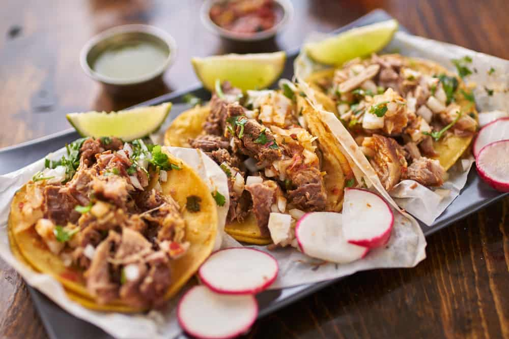 Come try some delicious tacos at the tacos shack