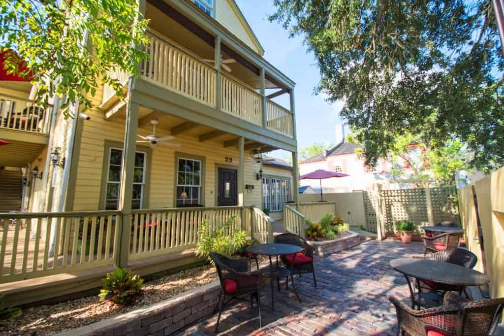 This haunted hotel in saint Augustine has actually been exorcised in the past but the hauntings still occur today.