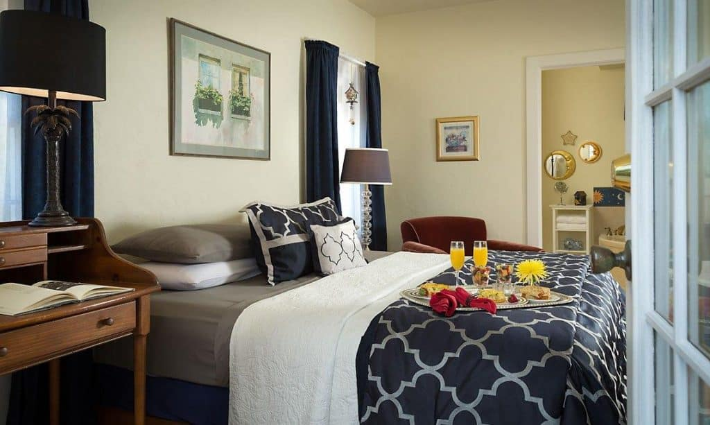 This haunted hotel in saint augustine is a great place to stay for couples and newly weds due to its romantic and intimate atmosphere