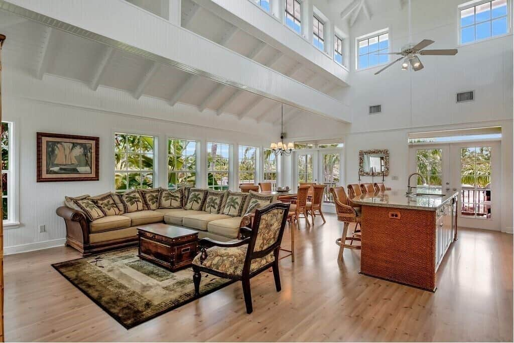 This is one of the cabins in Florida with all the amenities you could want