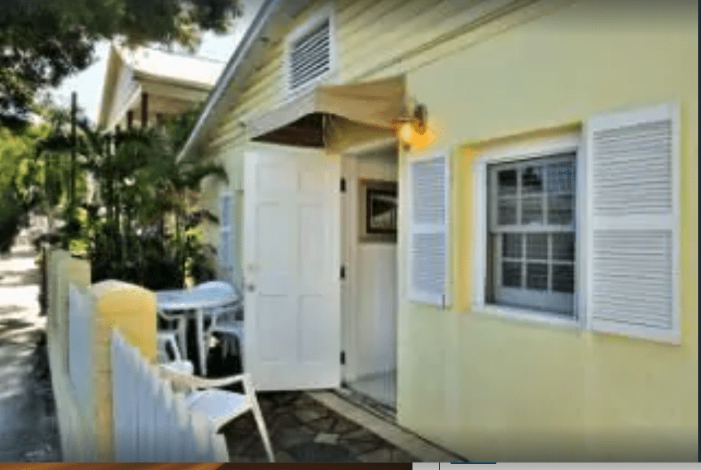 come stay at this southernmost Key West Cabuin