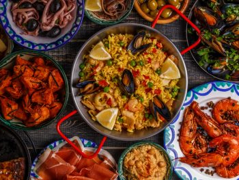 come try Spanish food at one of the restaurants in Fort Lauderdale