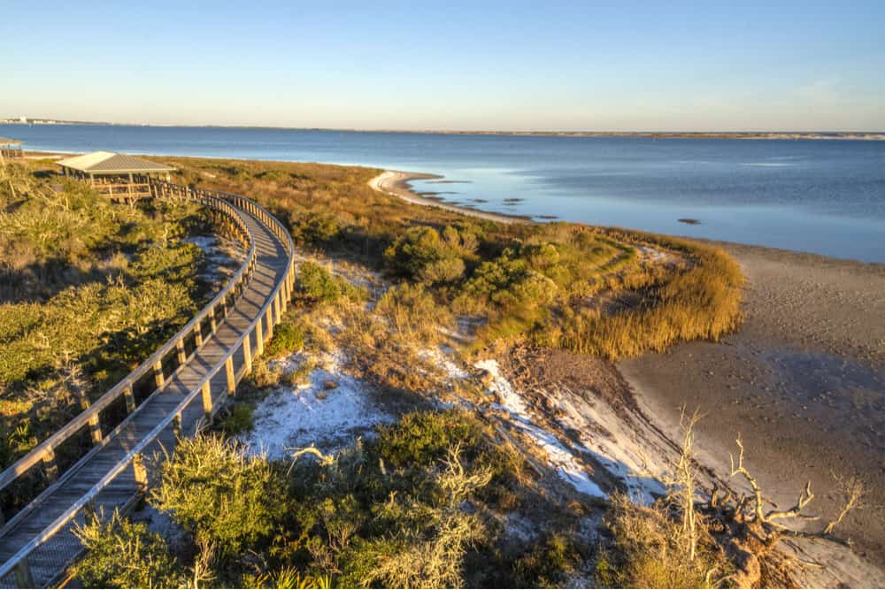 PHOTO OF PERDIDO KEY STATE PARK ONE OF PENSACOLA'S BEST BEACHES TO RELAX