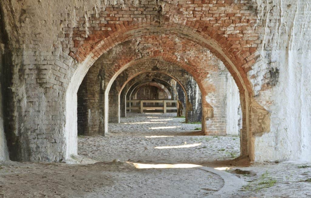 FORT PICKENS PHOTO ONE OF THE BEST BEACHES IN PENSACOLA FOR SUNSETS