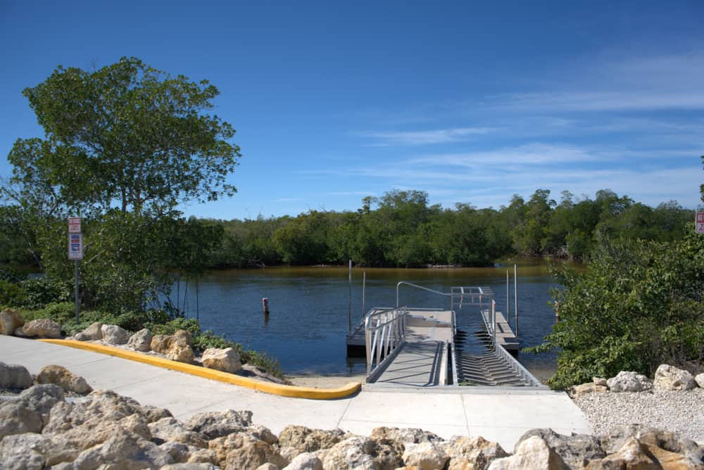 The Great Calusa Blueway is a great outdoor adventure with lots of trails and water.