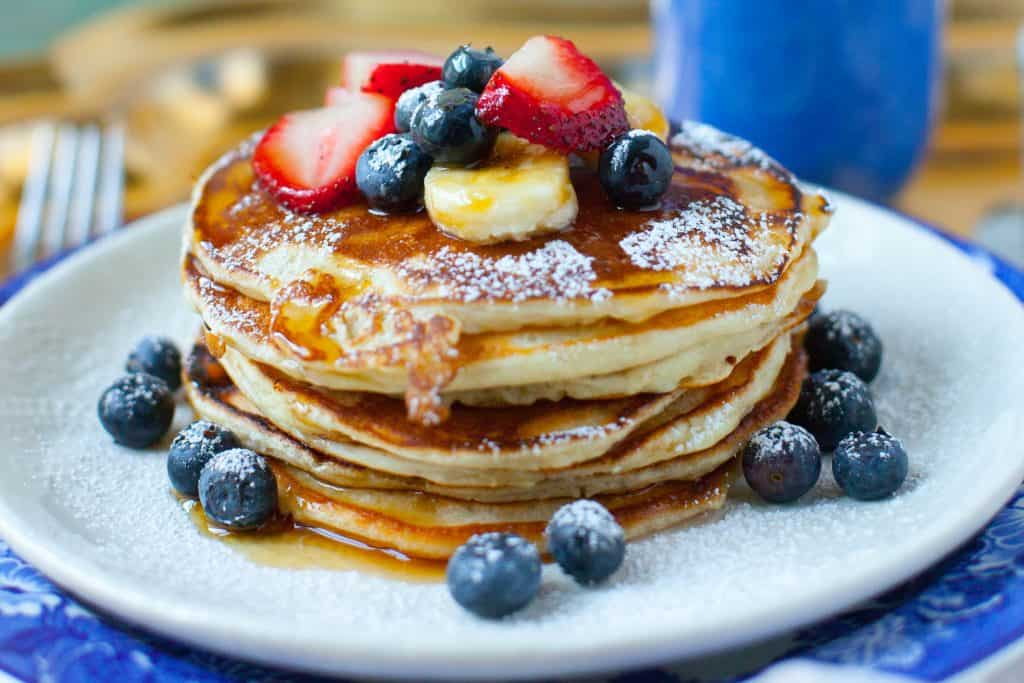 Pancakes that you can order while in Fort Lauderdale.
